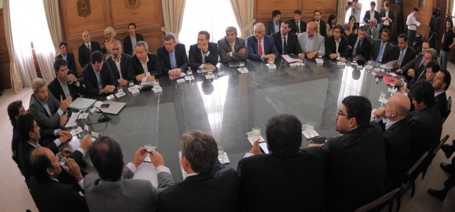 San Juan presente en la discusión por la reforma electoral
