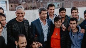 Sarmiento celebró su 111º aniversario con inauguración de obras