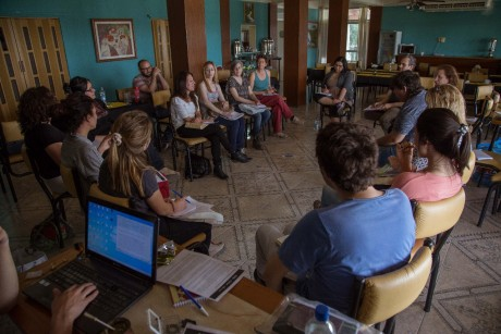 Convocan a creativos para trabajar en el guión del Espectáculo Final de la FNS 2019