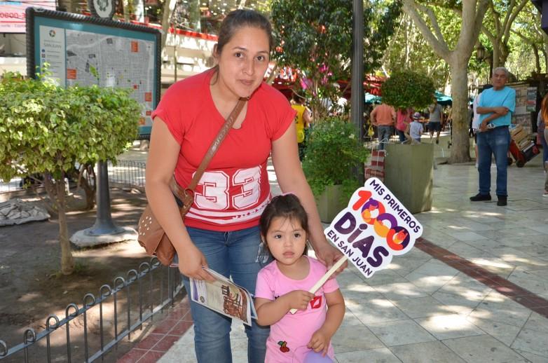 """""""Mis Primeros Mil Días"""" aportará beneficiarios a la Tarjeta Alimentar"""