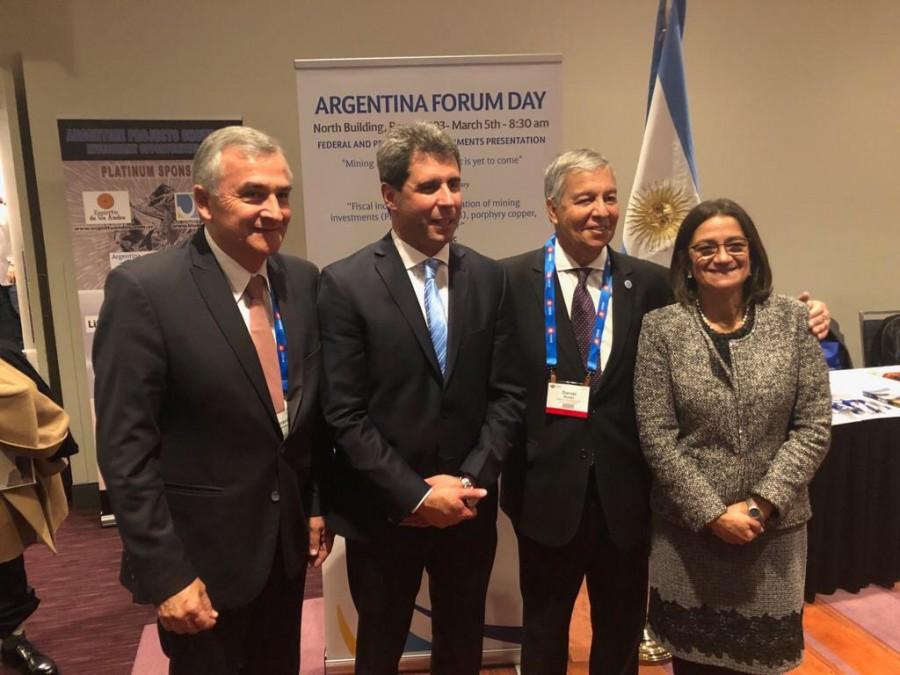 San Juan se posiciona como un gran destino para la inversión minera internacional