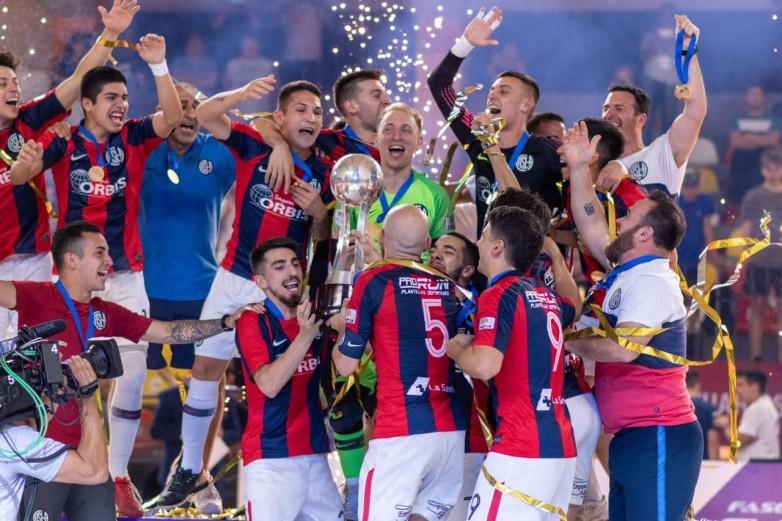San Lorenzo se convirtió en dueño del Nacional de Futsal