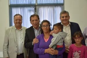 Abordaje integral: más de 500 vecinos de Campo Afuera recibieron sus anteojos