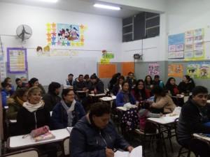 Con la exhibición de proyectos se realiza la Semana de Educación de Adultos
