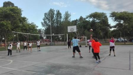 Cómo hacer deporte gratuito en Angaco