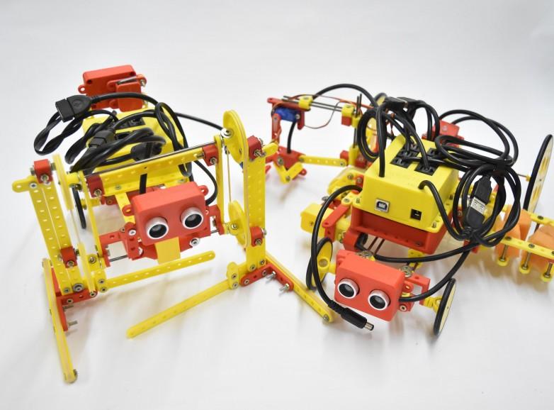 Educación entregó kit de robótica lúdico educativo a 37 escuelas primarias