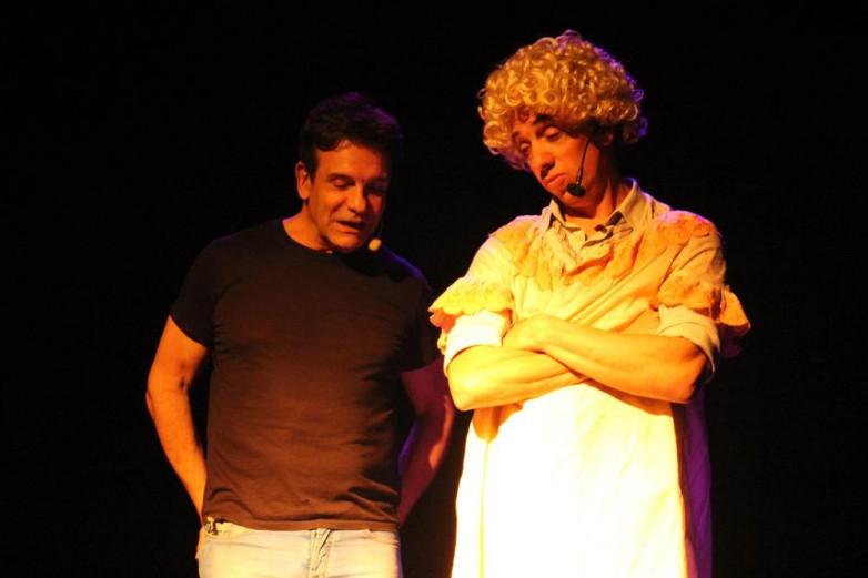 """""""¿Quién yo?"""", sube a escena en el Teatro del Bicentenario"""