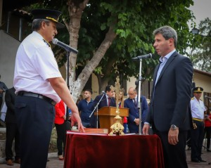 Tomaron juramento a los 48 nuevos técnicos y 449 diplomados en Seguridad Ciudadana