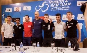 La Vuelta a San Juan tuvo su presentación oficial