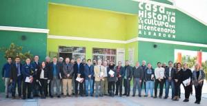 El Consejo Provincial de Seguridad Vial sesionó en Albardón