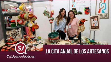 La cita anual de los artesanos | #SanJuanEnNoticias