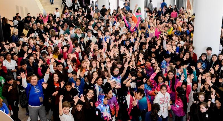 Cerca de 7 mil niños y niñas disfrutaron de El Calor de Nuestro