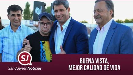 Buena vista, mejor calidad de vida | #SanJuanEnNoticias
