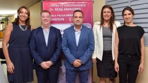El Centro de Adiestramiento René Favaloro cuenta desde hoy con un nuevo director