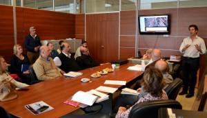 Buscan aprobar la Declaración de Impacto Ambiental de un aeródromo para casos de emergencia en Veladero