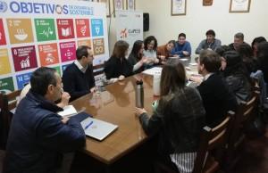 Referentes municipales de los Planes Estratégicos de Desarrollo Local preparan próximas actividades