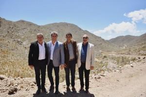 Después de años de espera, quedó habilitado el camino entre Sierra de Chávez y San Agustín