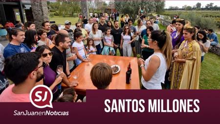 Santos millones | #SanJuanEnNoticias