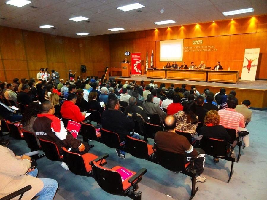Exitosa convocatoria de clubes e instituciones deportivas sanjuaninas
