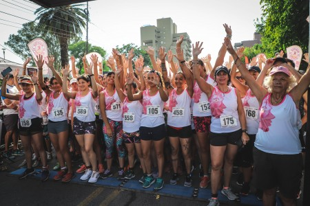 """Uñac en la Maratón por el Día la Mujer: """"Tenemos que seguir trabajando por mayor equidad, paridad y participación"""""""
