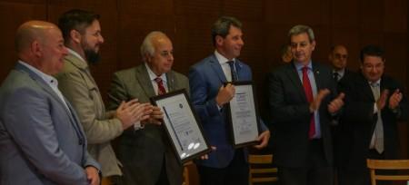 La Legislatura Provincial recibió la certificación de la norma de calidad ISO 9001:2015