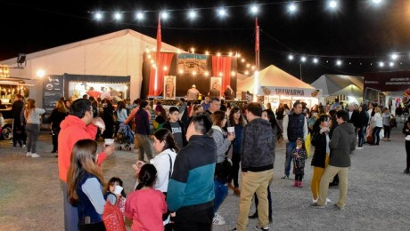 Hasta el domingo hay tiempo para disfrutar de la Feria de Artesanías