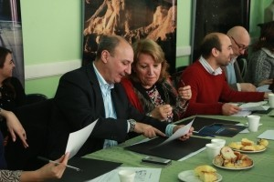 Encuentro de CONFEDRO en la Casa de San Juan en Buenos Aires