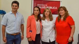El Hospital Dr. César Aguilar tiene nueva directora