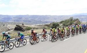 Jáchal y Valle Fértil, departamentos unidos por la cuarta etapa de la Vuelta