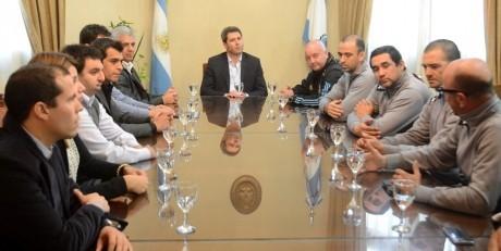 La Selección Argentina de Fútbol de Amputados juega en San Juan