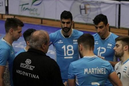 Argentina cayó ante Brasil y ahora espera rival para las semifinales