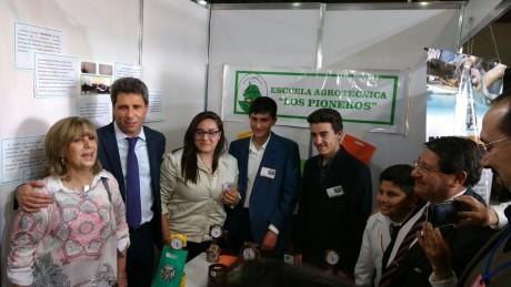 La Secretaría de Ciencia, Tecnología e Innovación estuvo presente en la EDUFERIA 2017