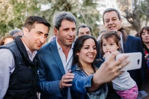 El gobernador Uñac puso en funcionamiento la Unión Vecinal del Barrio Balcarce