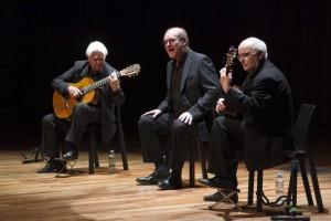 Trío Cruz del Sur en el Teatro del Bicentenario