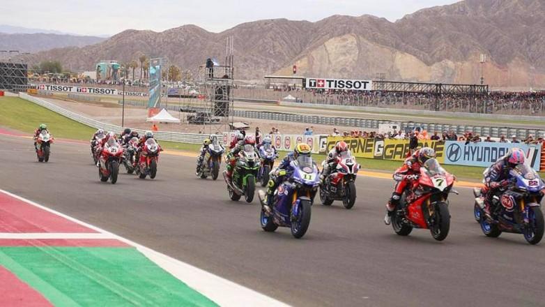 Espectacular jornada de Superbike en el Villicum