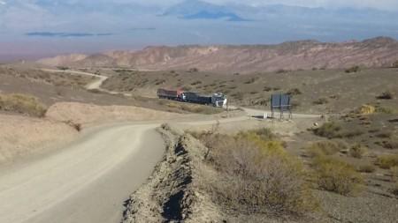 Ya están en San Juan las primeras piezas del Radio Telescopio Chino - Argentino