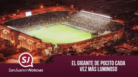 El gigante de Pocito, cada vez más luminoso | #SanJuanEnNoticias