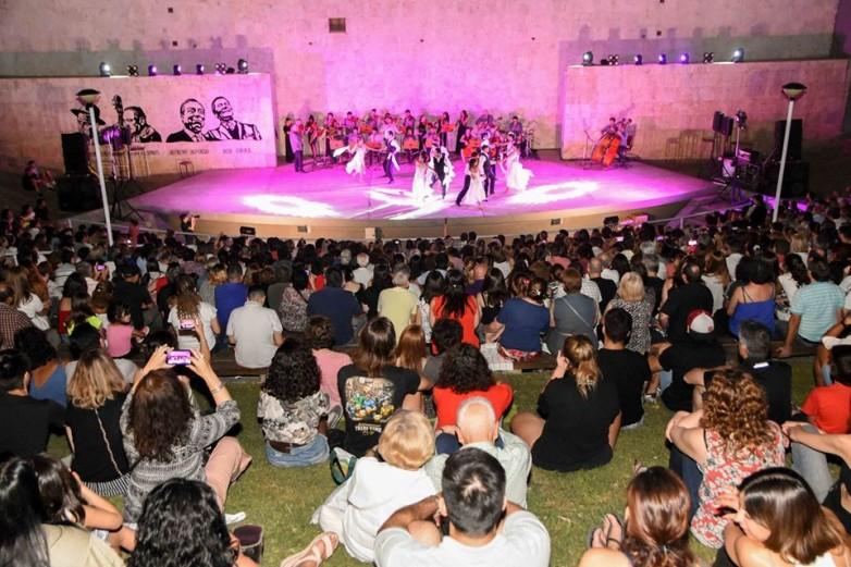 El Auditorio festeja sus 50 años con grandes conciertos de verano