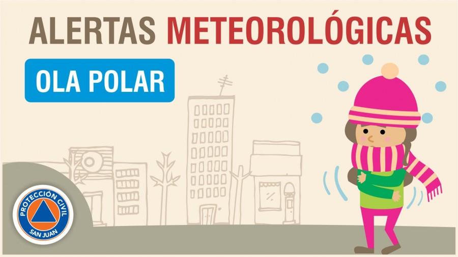 Alerta Meteorológica Nº 41: ingreso de frente frío