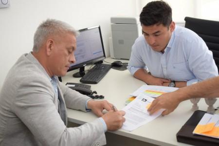 La SECITI gestionó fondos para formación de alumnos y equipamiento para vecinos de 25 de Mayo