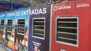 TC en San Juan: este viernes arranca la venta de entradas por boleterías