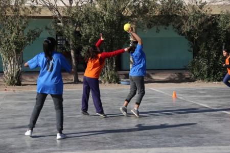 Deporte gratuito para todos los chicos en Valle Fértil