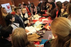 Los talleres comunitarios celebrarán su día con un desfile de modas