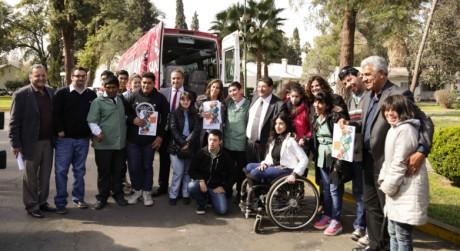 Nueva movilidad turística para personas con discapacidad