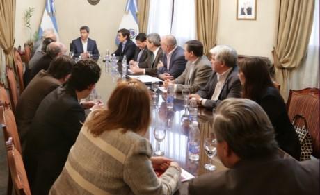 Nueva Reunión de Gabinete provincial