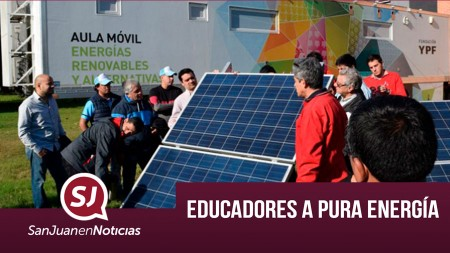 Educadores a pura energía | #SanJuanEnNoticias