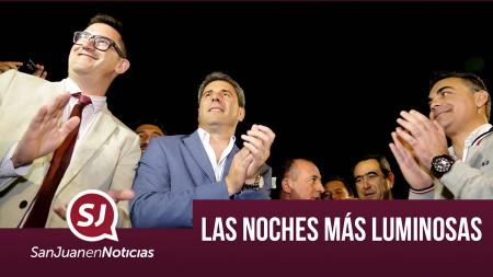 Las noches más luminosas | #SanJuanEnNoticias