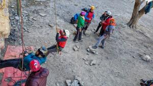 San Juan cuenta con 14 nuevos monitores de escalada