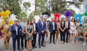 Muñecos gigantes darán color y alegría al Carnaval de Chimbas 2020