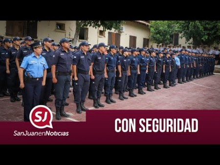 Con seguridad | #SanJuanEnNoticias